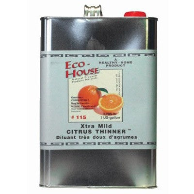Ecohouse Xtra Mild Citrus Thinner