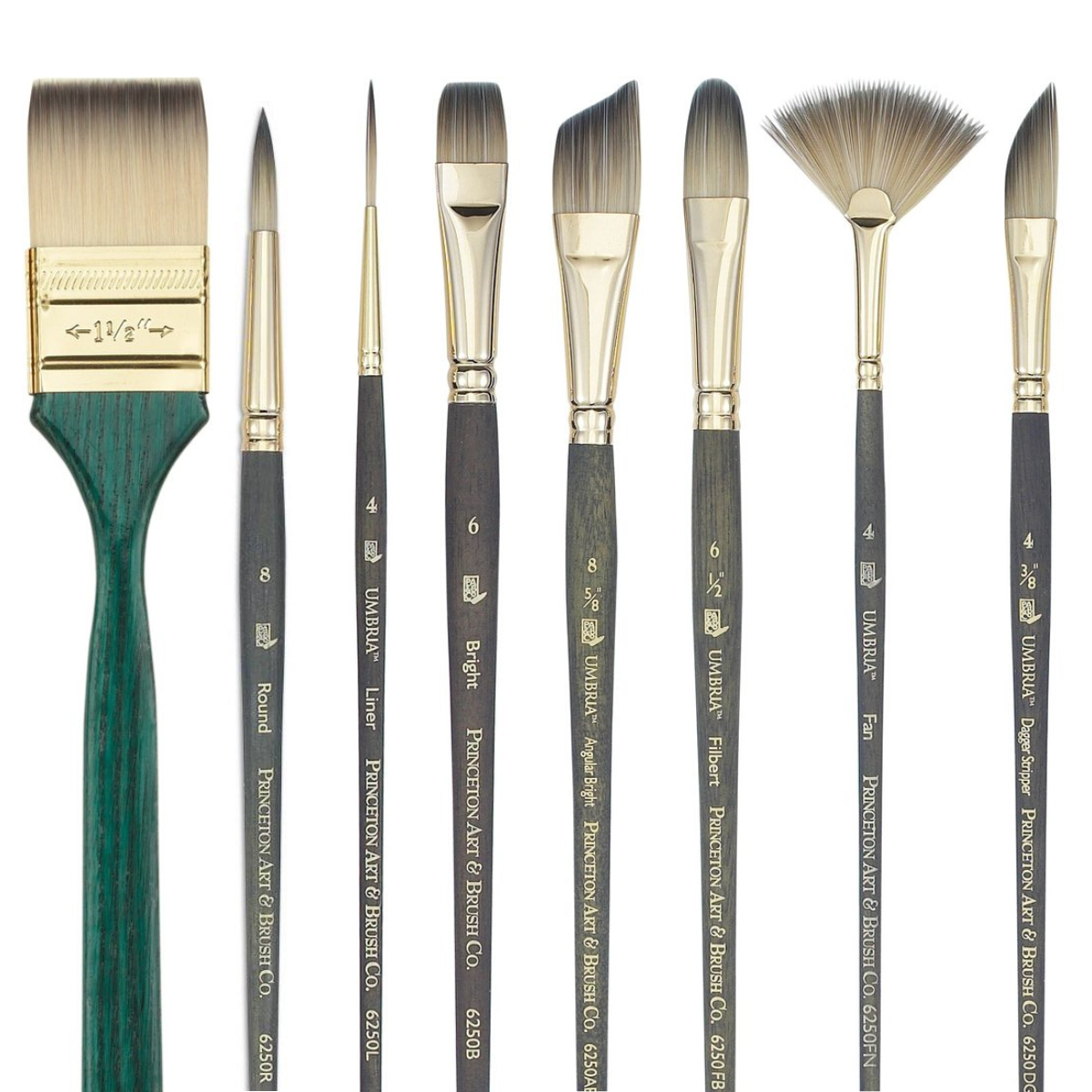 Dagger oil paint brushes replacement