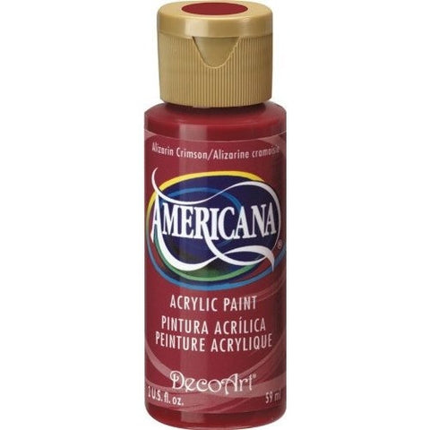 DecoArt Americana Acrylics Transparent Colours