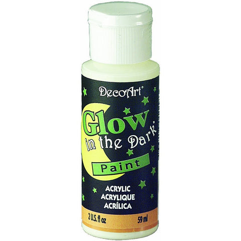 Decoart Americana Glow in the Dark Paint