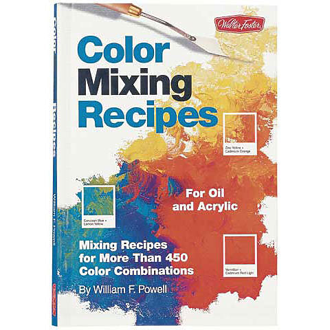 Colour Mixing Recipes for Oil & Acrylic