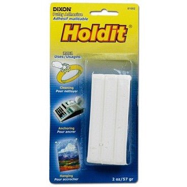 Dixon Hold-It Putty Adhesive
