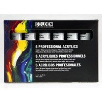 Golden Heavy Body Professional Set of 6