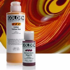 Golden 120ml Fluid Acrylics
