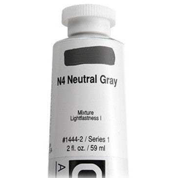 Golden Heavy Body Acrylics 60ml Grays