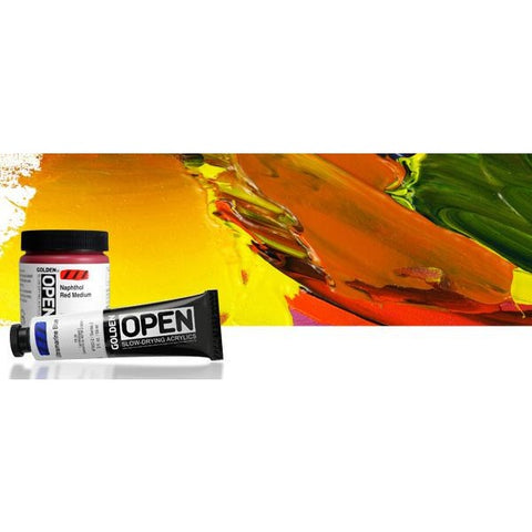 Golden Open Acrylic Paint