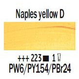 Naples Yellow Deep / 40ML