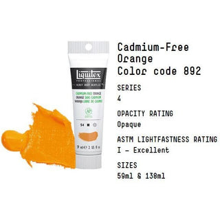 Cadmium-Free Orange