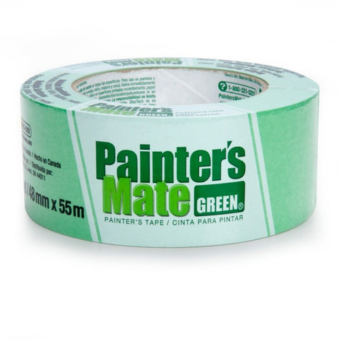 Painter's Mate Green Painting Tape
