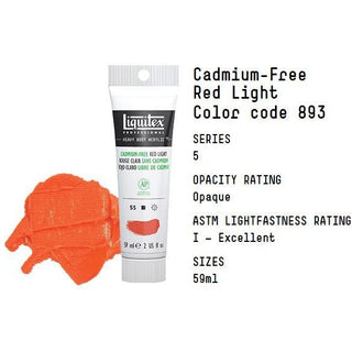 Cadmium-Free Red Light