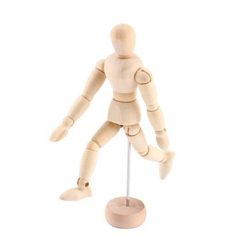 Art Alternatives Mini Manikin 4 1/2""