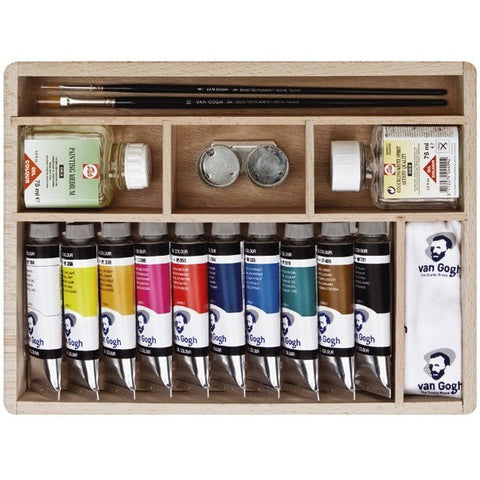 Van Gogh Oil Basic Box Set
