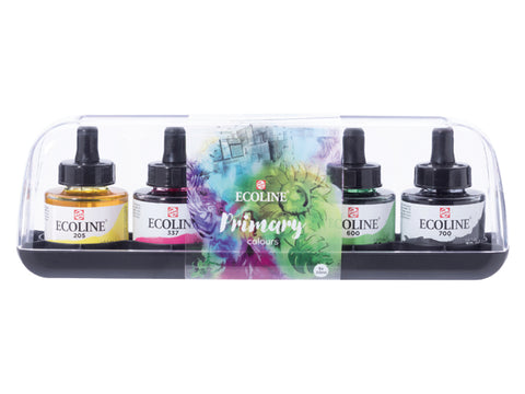 Ecoline Liquid Watercolour sets