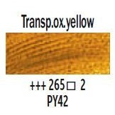 Transparent Oxide Yellow / 40ML
