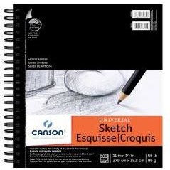 Canson Universal Sketch Pads