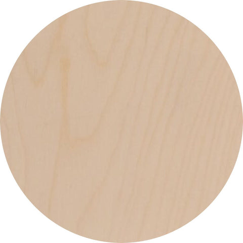 Gotrick Round Wood Panels