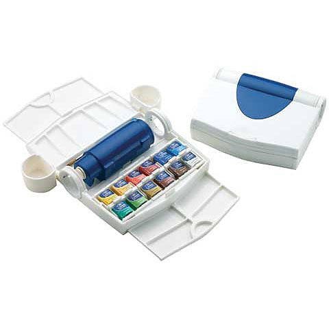 Winsor & Newton Cotman Watercolour Field Plus Set