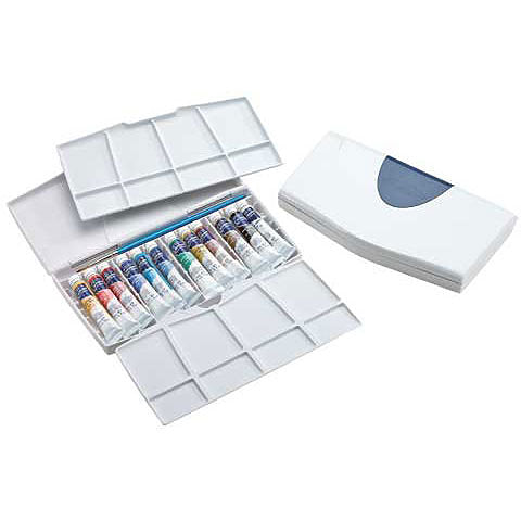 Winsor & Newton Cotman Watercolour Painting Plus Tube Set