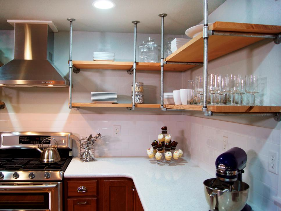 13 Best DIY Budget Kitchen Projects -  by Jacquelyn McGilvray