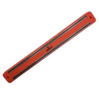 Magnetic Knife/Tool Rack - Red
