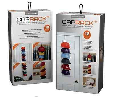 Perfect Curve Cap Rack System 18