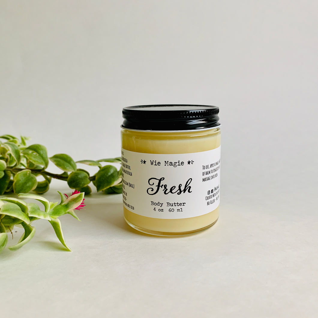 Fresh Body Butter
