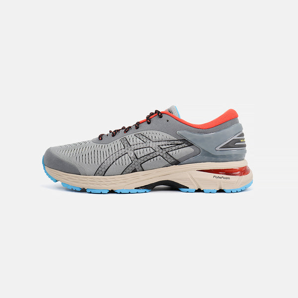 Asics Gel-Kayano 25- Stone Grey/Black