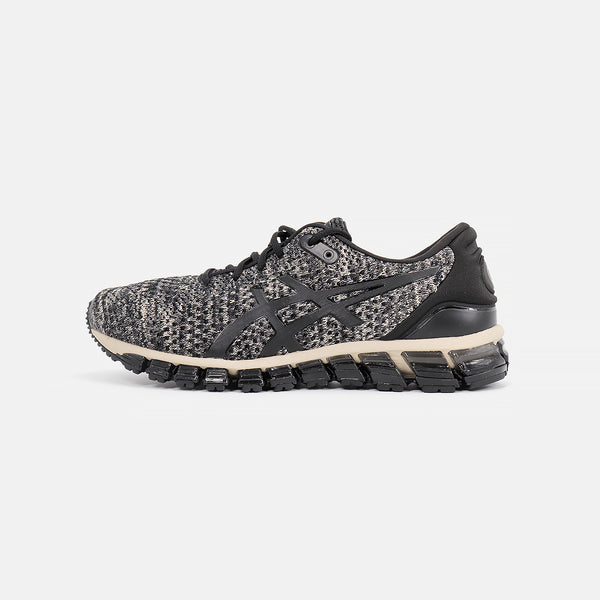 Asics Gel Quantum 360 Knit 2- Feather Grey/Black