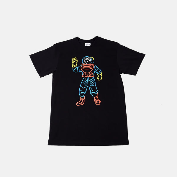 Billionaire Boys Club Astro Lights SS Tee - Black