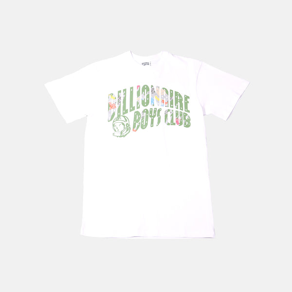 Billionaire Boys Club Cabin SS Tee - White