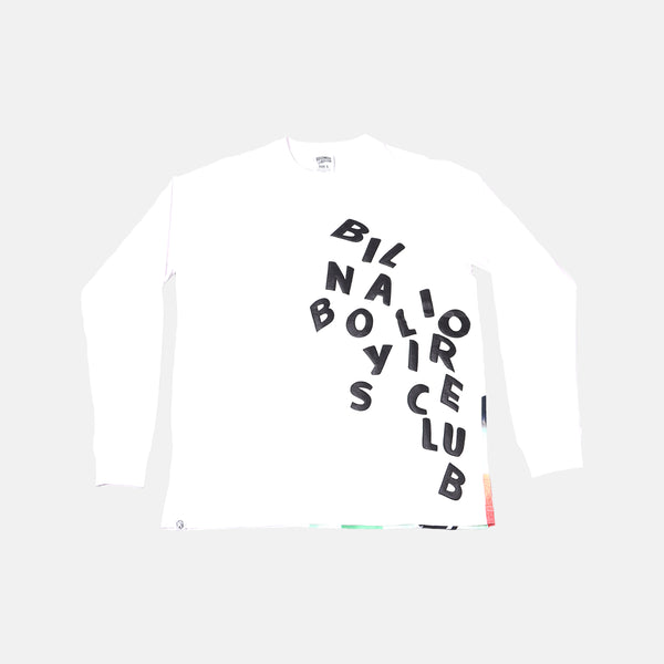 Billionaire Boys Club Explorer LS Knit - White