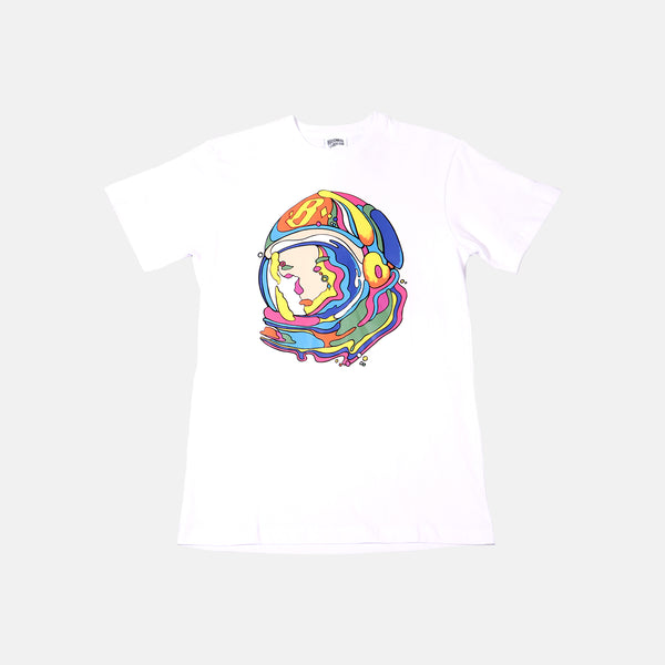 Billionaire Boys Club Deep Thinker SS Tee - White
