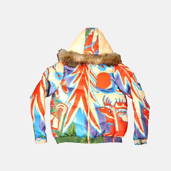 Billionaire Boys Club Denali jacket - Mellow Buff