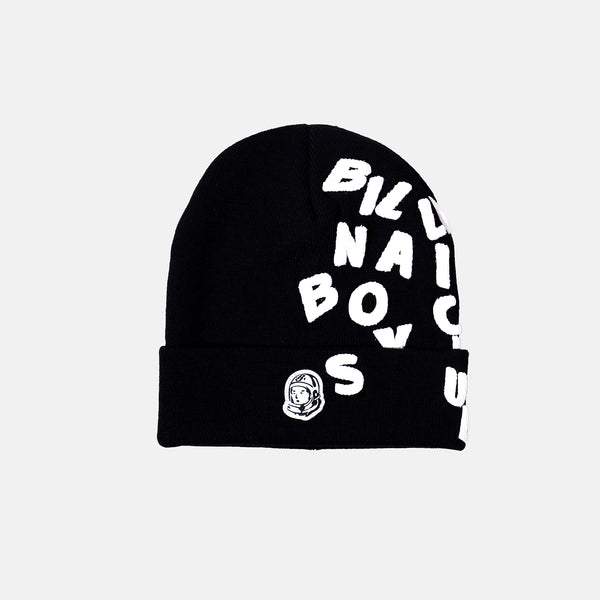Billionaire Boys club Beanie Skully - Black