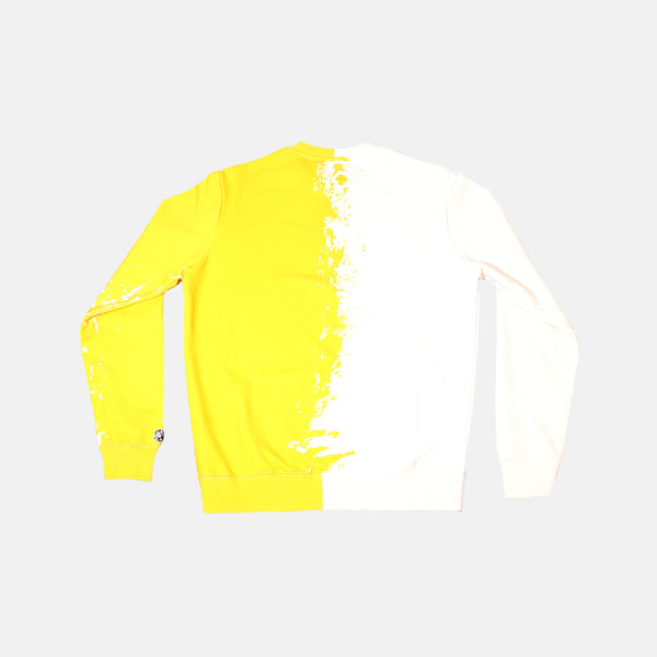 Billionaire Boys Club Split Crew - Whisper White