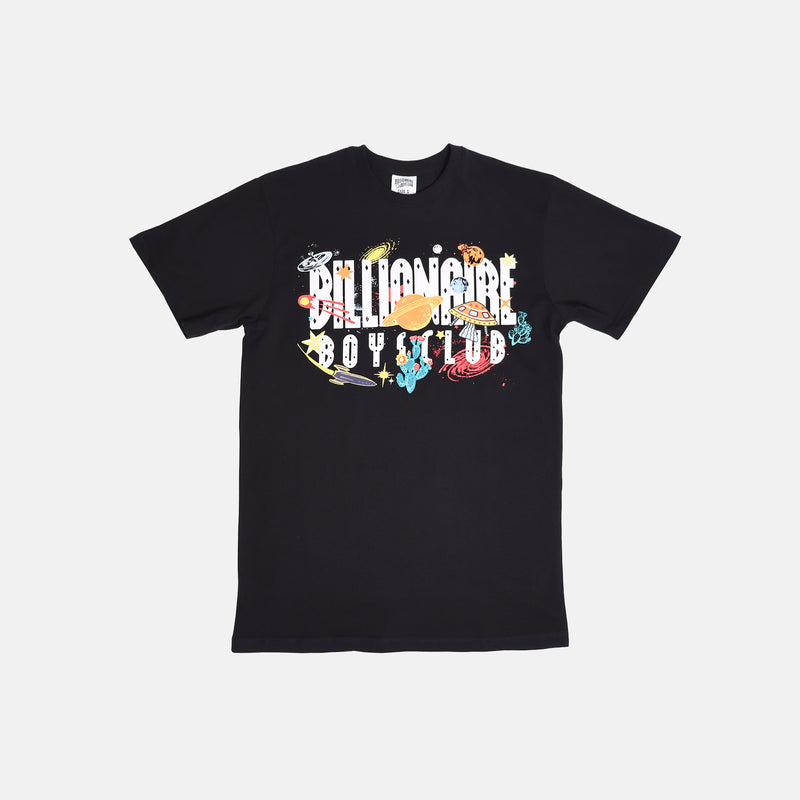 Billionaire Boys Club Universe SS Tee - Black
