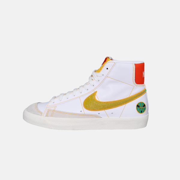 DripLA - Nike Blazer Mid '77 Vntg - White / University Gold