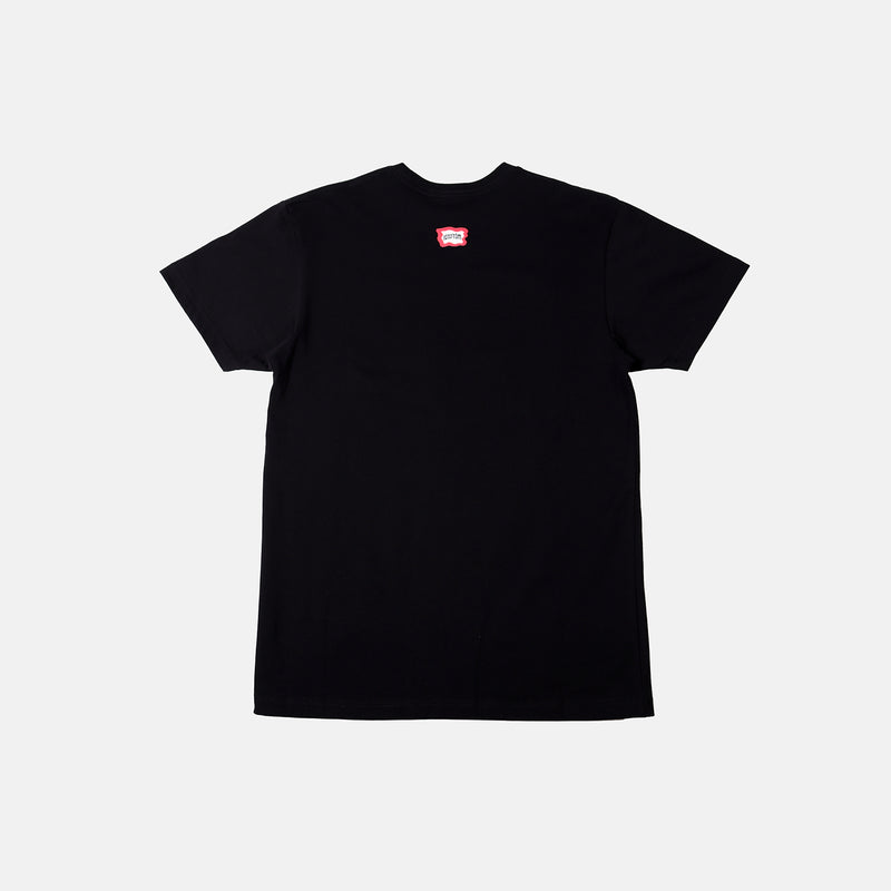 Ice Cream Halftone SS Tee - Black