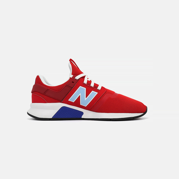 New Balance MS247FP- Team Red/Summer Sky