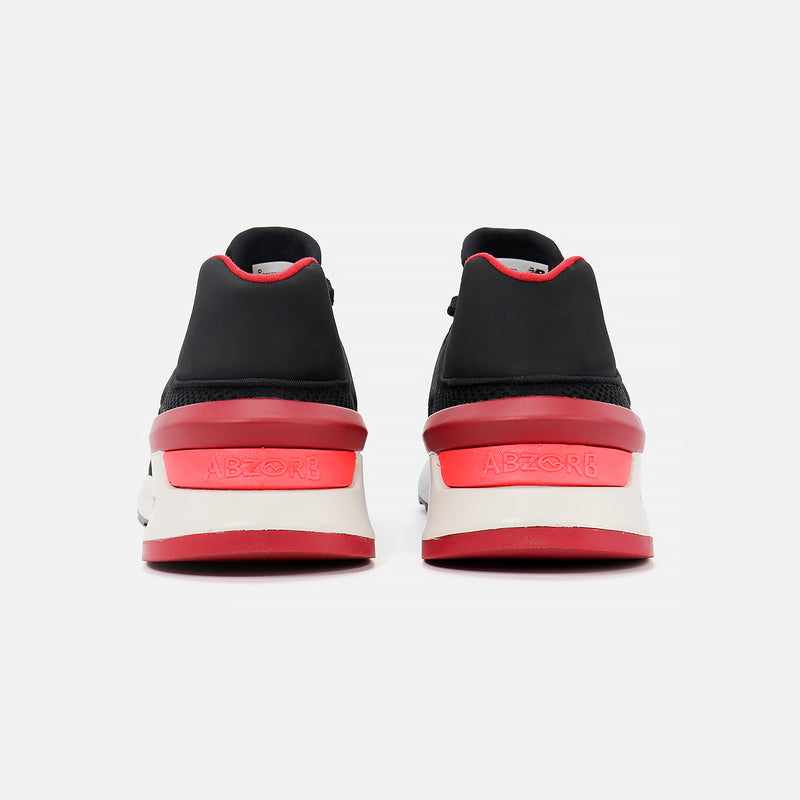 New Balance MS997RD- Black/Red