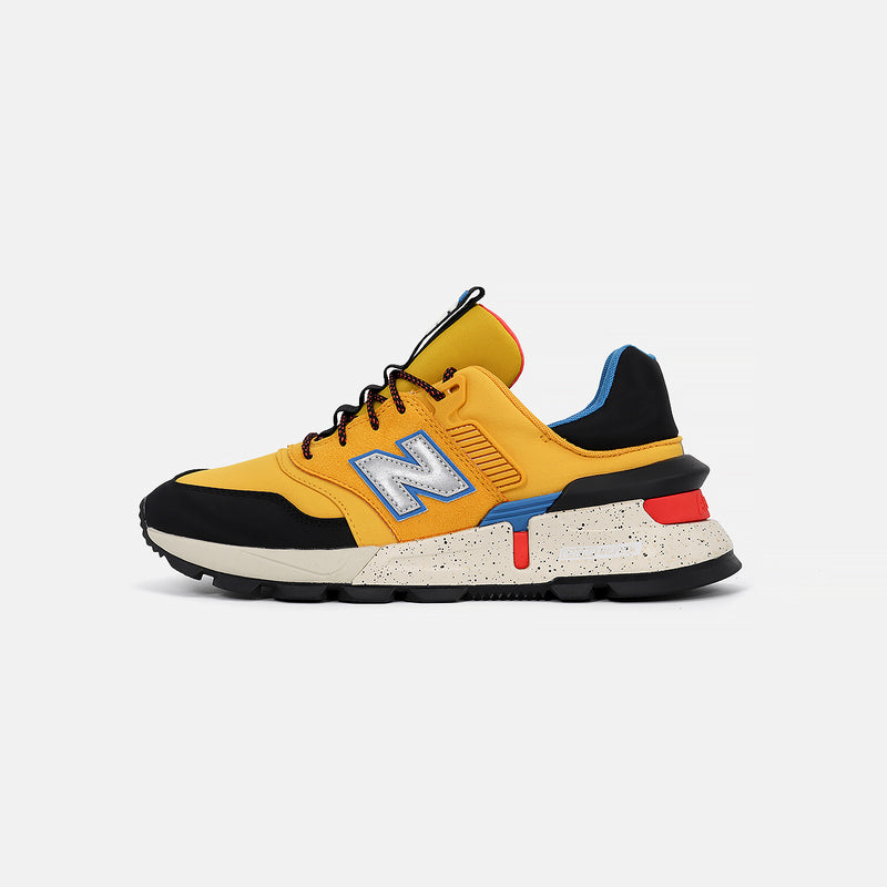 DripLA - New Balance MS997SKB- Varsity Gold/Black