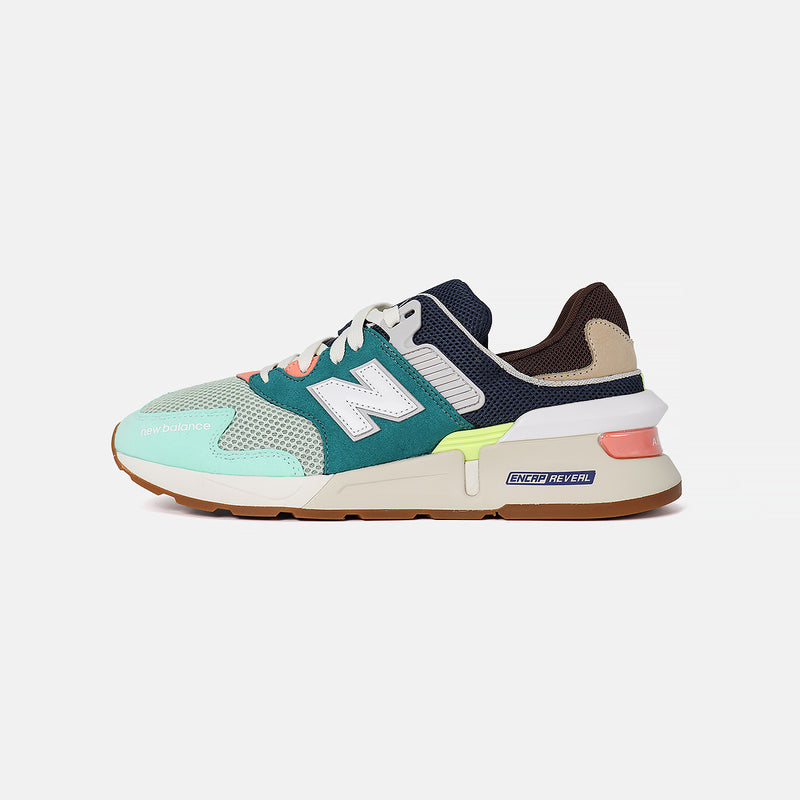 DripLA - New Balance MS997JHY- Teal/Brown