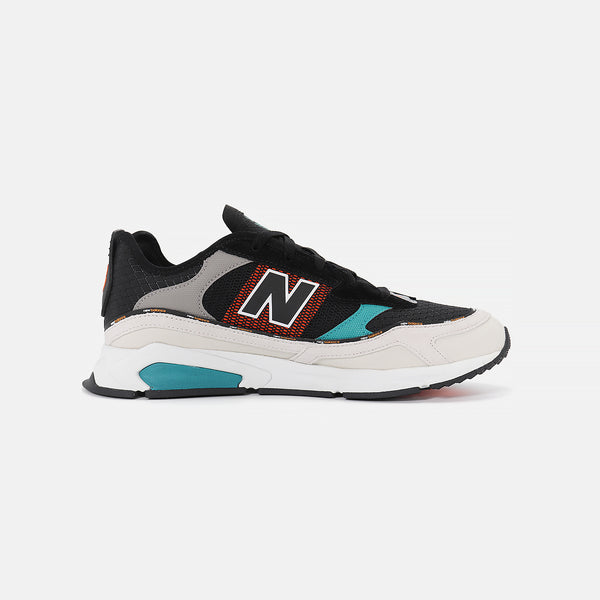 New Balance X-RACER TRG- Black/Grey/Teal