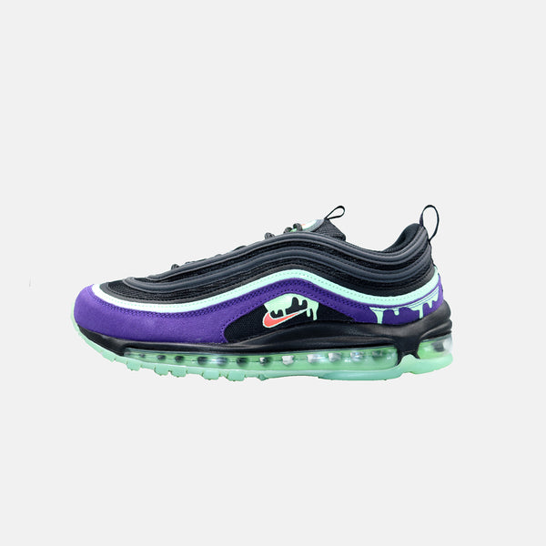 DripLA - Nike Air Max 97 - Black/Flash Crimson
