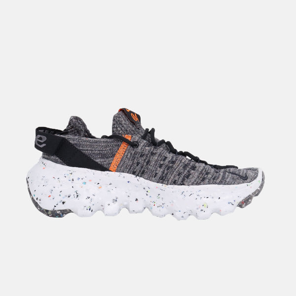 Womens Nike Space Hippie 04 - Iron Grey/Dust Black