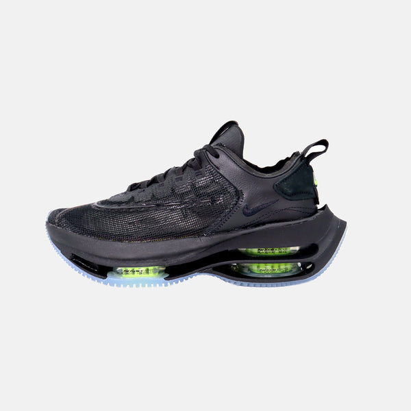 Womens Nike Zoom Double Stacked - Black/Volt