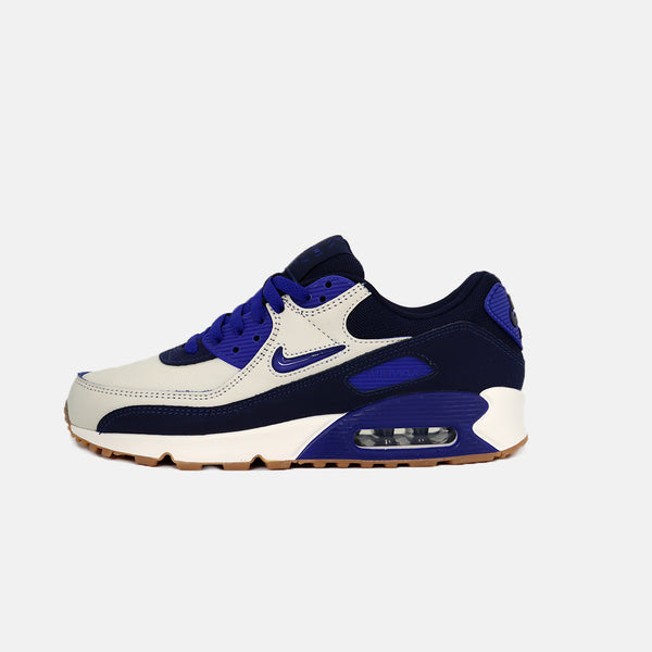 DripLA - Nike Air Max 90 PRM - Sail/Concord/Blackened Blue