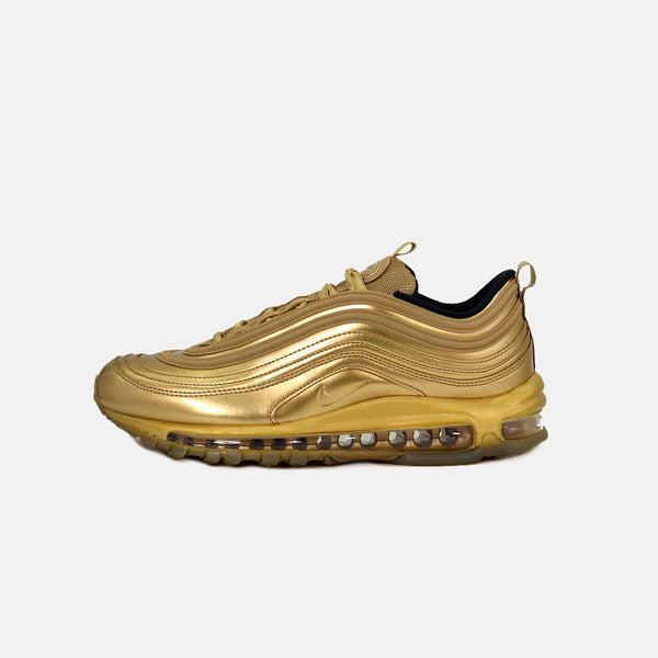 DripLA - Nike Air Max 97 QS - Metallic Gold/Metallic Gold