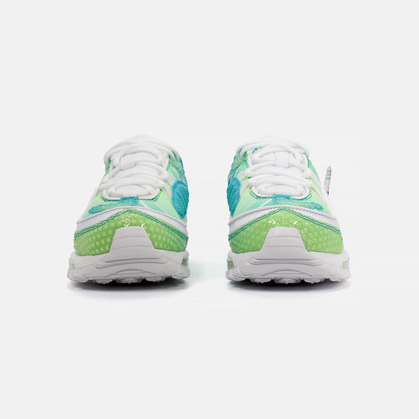 WMNS Nike Air Max 98 SE- Oracle Aqua/White/Barely Volt