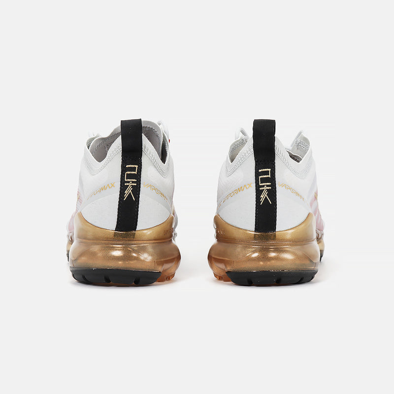 DripLA - Nike Air Vapormax 2019 CNY- Pure Platinum/Metallic Gold